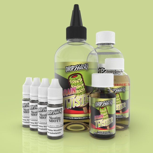 Twister Ice Lolly Eliquid Concentrate